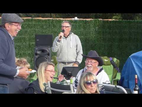 Paraiso Feier mit Karaoke  www.ulla-ronny.de