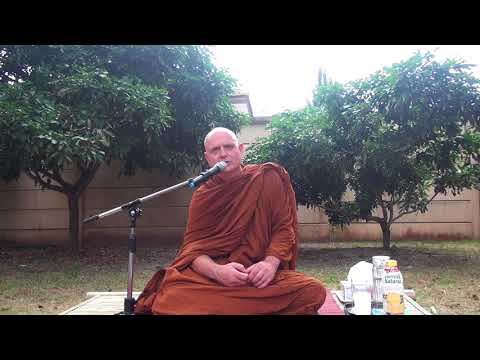 Dealing with Crises in the 'Real World' by Ven. Ajahn Jayasa