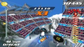 SSX Tricky: Garibaldi HD Gameplay 2015 [Dolphin Emulator]