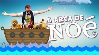 A ARCA DE NOÉ (EPISÓDIO 1) - PROGRAMAÇÃO INFANTOJUVENIL