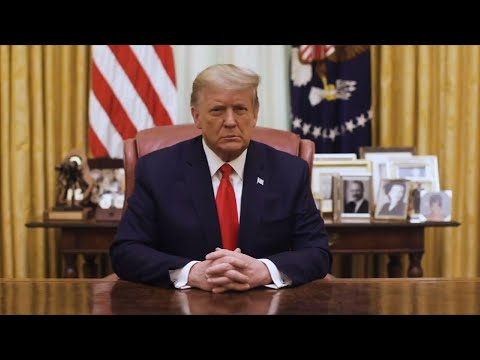 Trump-condemns-violence-calls-for-calm-in-video