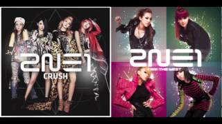 2NE1 - I Am The Best (Crush Mashup)