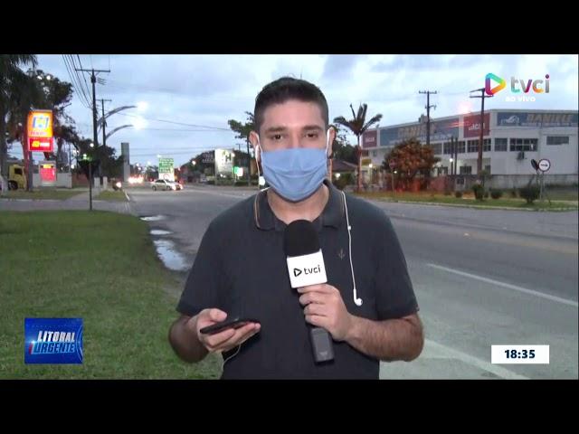 APREENSÃO DE DROGAS EM PONTAL DO PARANÁ