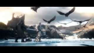 The Hobbit - The eagles arrive