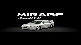 Gran Turismo 2 - Mitsubishi Mirage Asti RX-R HD Gameplay
