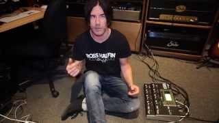 Fractal Audio FX8 Multi FX Processor, demo by Pete Thorn