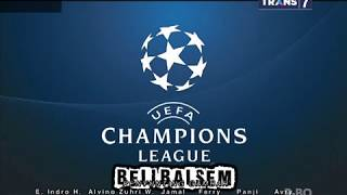 UEFA CHAMPIONS LEAGUE ANTHEM INDONESIA TEXT