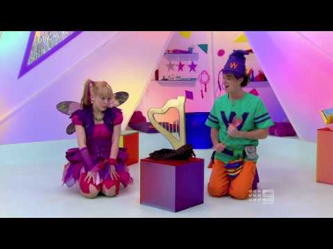 MUSIC IS MAGIC from William and Sparkles' Magical Tales
