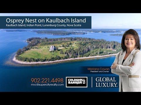 Discover Nova Scotia's Most Beautiful Island For Sale - Kaulbach Island