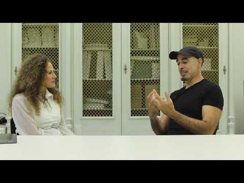 PenínsulaTres entrevista a: Javier Marín