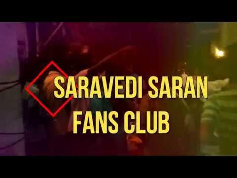 Chennai gana|| GANA SARAVEDI SARAN FANS