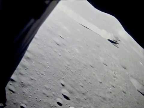 Apollo 15 in 60fps: Lunar Landing