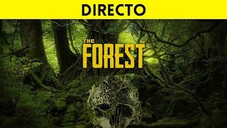 STREAMING español THE FOREST (PS4 PRO) - Una ABSORBENTE aventura de SUPERVIVENCIA llega a consolas