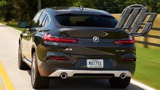 🔴 2019 BMW X4 xDrive30i xLine - Interior Exterior and Drive | Best Car - Motorshow