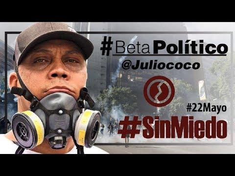 #BetaPolítico #SinMiedo