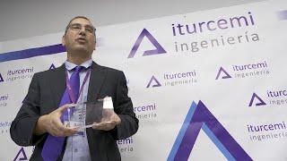 Iturcemi Ingeniería, premio Pyme del Año en Asturias