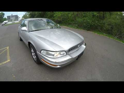 4K Review 2005 Buick Park Ave Virtual Test-Drive and Walk around