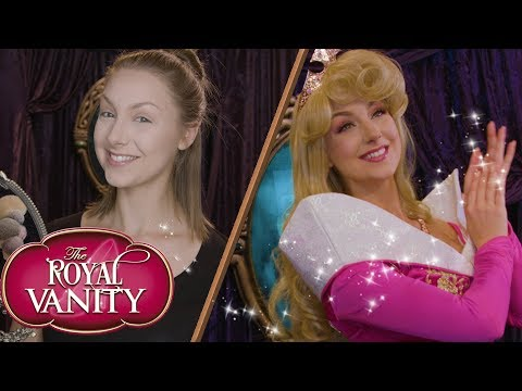 THE ROYAL VANITY - Aurora (Sleeping Beauty) Makeup Tutorial thumbnail