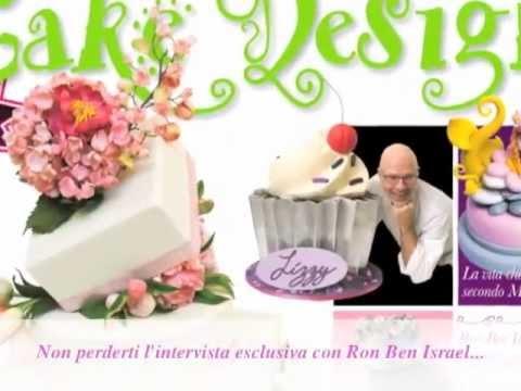 Cucina Chic - Cake Design n° 6 - Maggio - YouTube