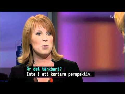 Centerns högsta prioritet, en fri massinvandring oavsett bakgrund enlig Annie Lööf, partiledaren