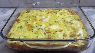Tajine tunisien au poulet - وصفة طاجين بالدجاج