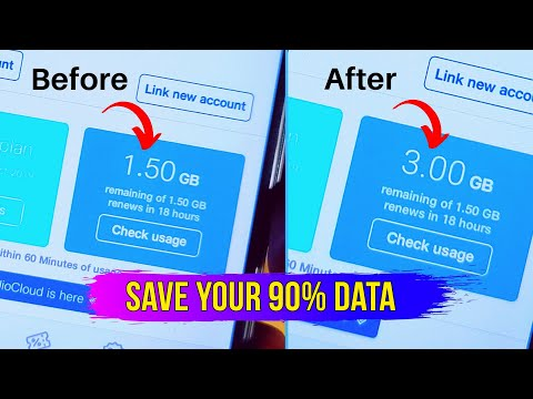 5 Hidden Tricks To Save Your 90% 4G Internet Data | Top 5 Data Saving Tricks Android And IOS