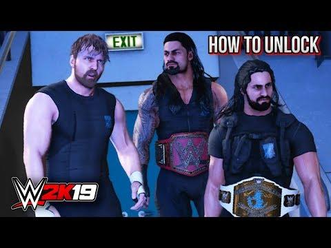 WWE 2K19 - HOW TO UNLOCK THE SHIELD IN WWE 2K19! (Full IN-DEPTH Tutorial)