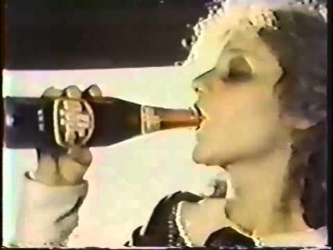Carol Kane 1974 Dr. Pepper Commercial
