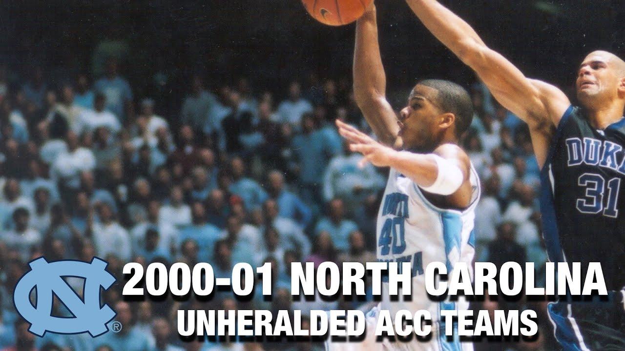 Video: Unheralded ACC Teams - 2000-01 UNC Men's Basketball