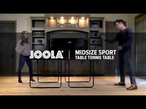 JOOLA Midsize Sport Table Tennis Table
