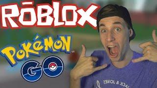POKEMON GO IN ROBLOX!