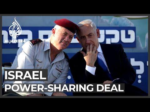 Israel Swears In New Gov't As Netanyahu Pledges Annexation Push