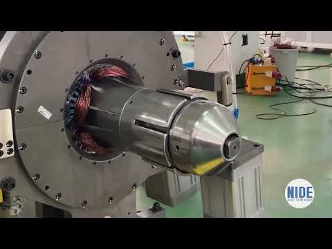 automatic-compressor-motor-stator-production-assembly-line