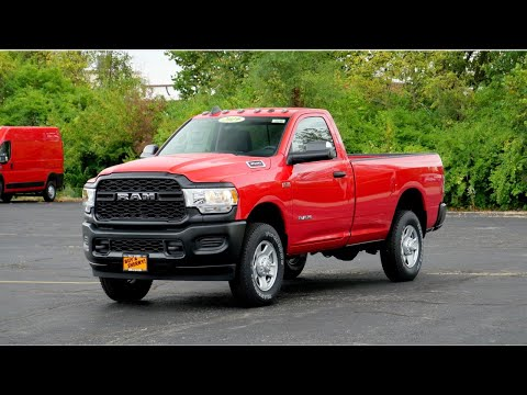 6.4L Heavy Duty HEMI! 2019 Ram 3500 Tradesman For Sale | 29240T
