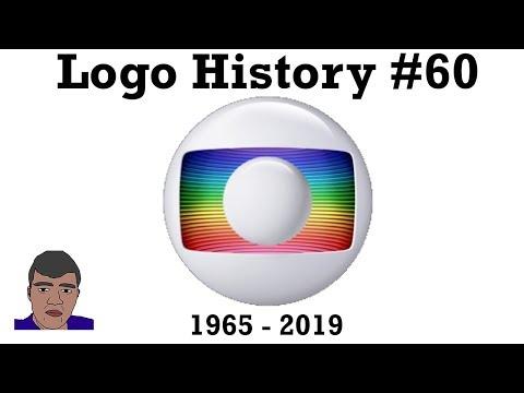 LOGO HISTORY #60 - Rede Globo