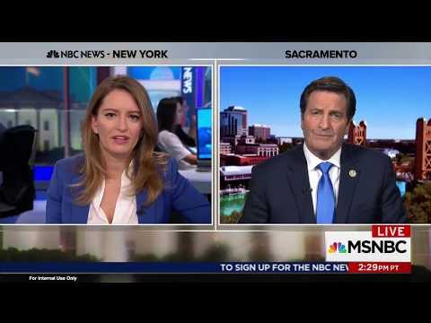 Garamendi on Meet the Press - April 5, 2018