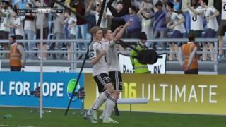 FIFA16 Rosenborg - Start