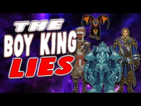 The Boy King, The Masters and the LIES They Tell [SPECULATION]