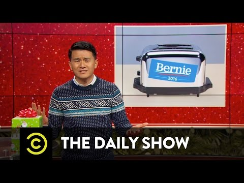 The Daily Show's Gift Guide - Uncensored