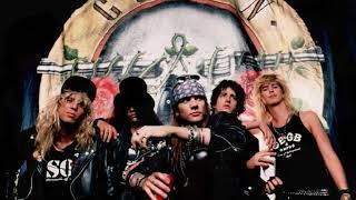 Рок - передача о метал группах Guns N' Roses и L A  Guns