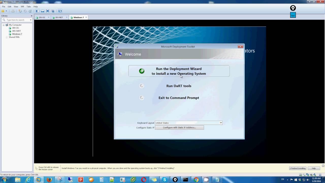Part 2 MDT Dart Tool Remote Policy Etc