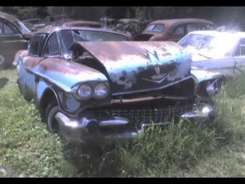 Abandoned Classic Cars Part 2