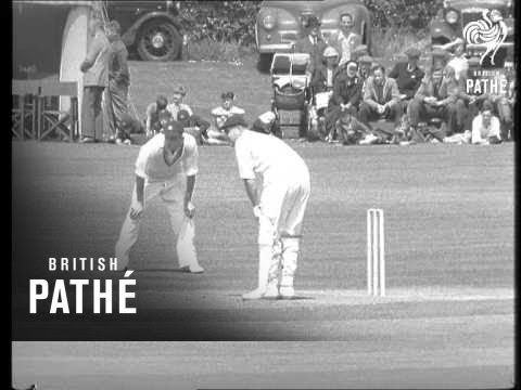 Northants V Kent - Cricket (1957)