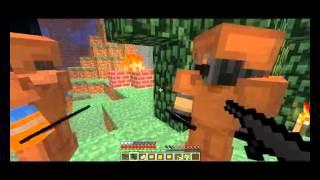 С оружием по жизни  2 серия (Minecraft) [1/2]