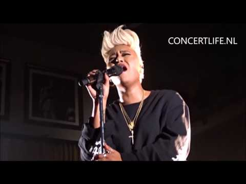 Emeli Sandé - Long Live The Angles Tour - People's Place Amsterdam 2016