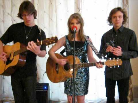 Rolling in the Deep by Adele (Cover - Preston, Aaron, and Andrea Hintz)