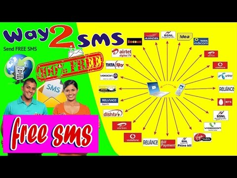 Send Unlimited Free Sms From android Mobile