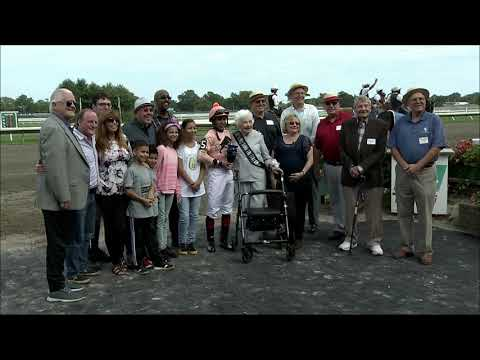 video thumbnail for MONMOUTH PARK 9-8-19 RACE 6