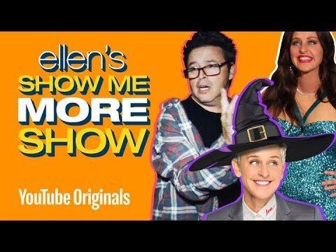 Halloween Special: Ellen's  Me More