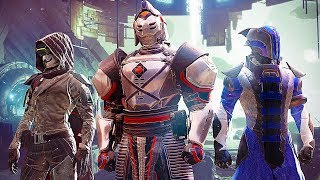 DESTINY 2 Warmind Expansion Gameplay Walkthrough Demo & New Relic weapon Valkyrie 2018